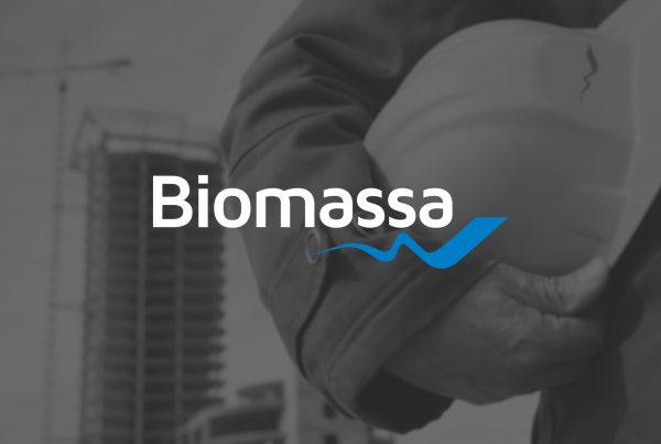Criação de Logotipo Biomassa
