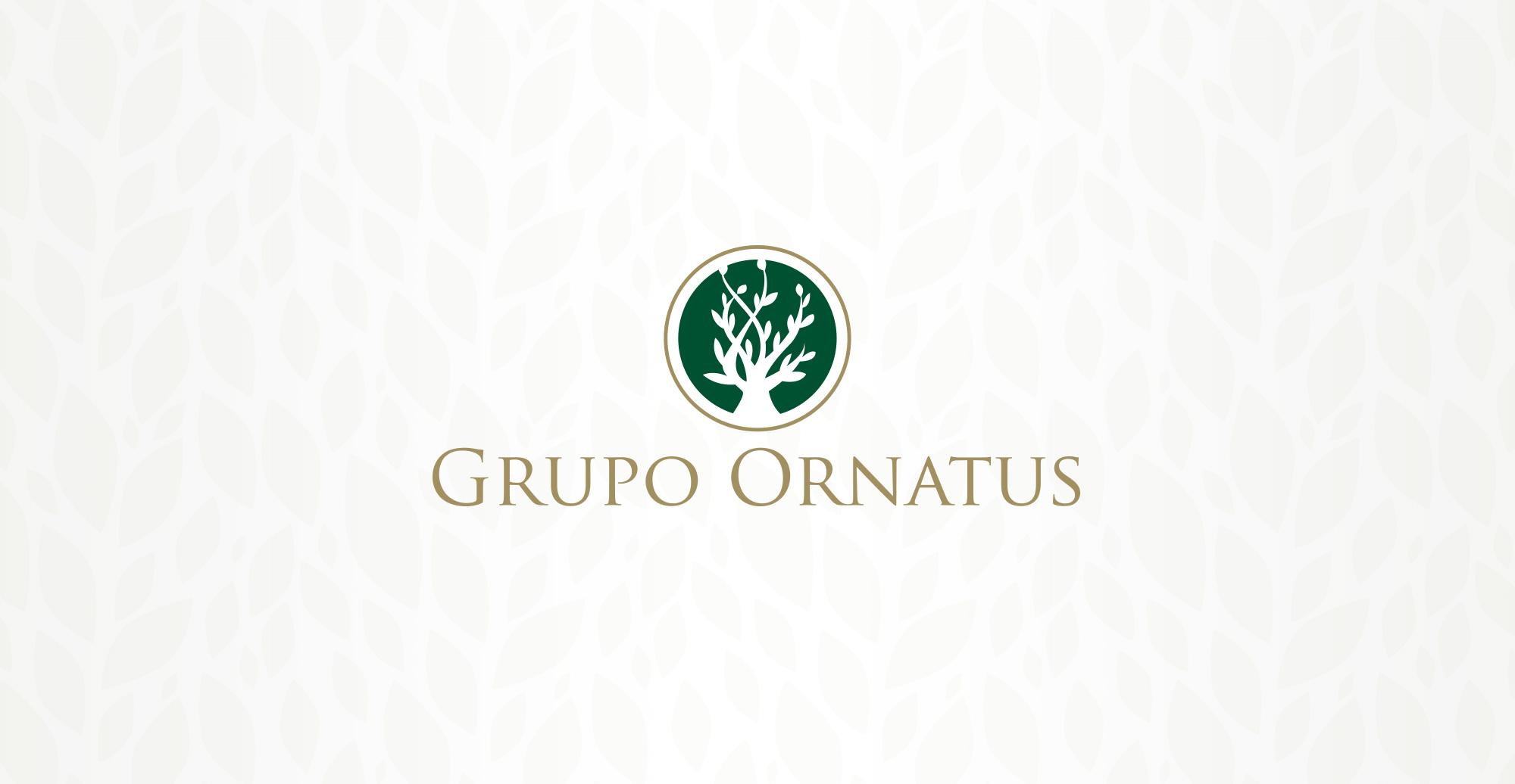 Identidade Visual Grupo Ornatus