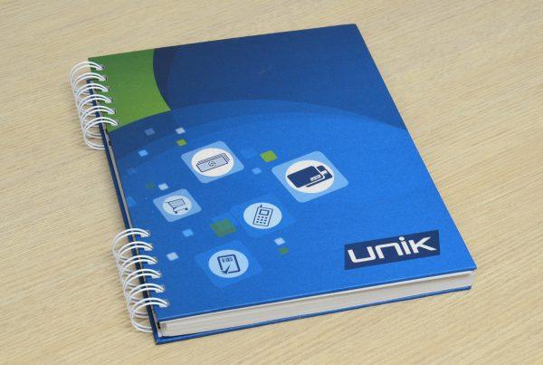 Caderno Personalizado - Brinde