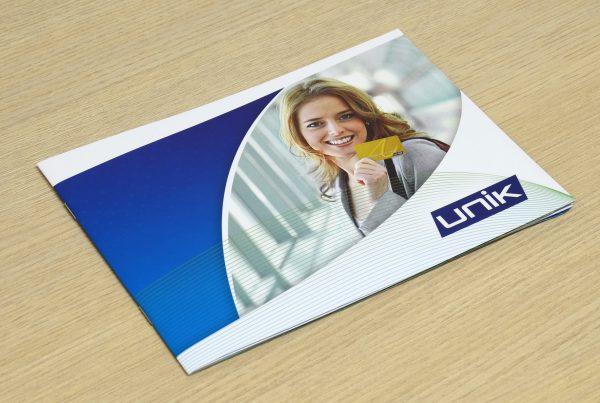 Folder Comercial UNIK
