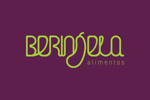 criação de marca berinjela