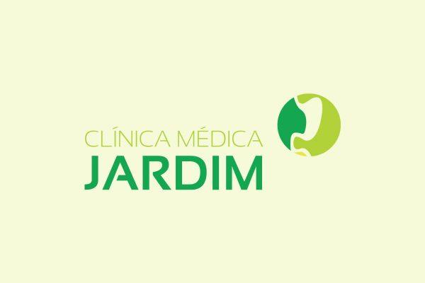 criação de marca clinica jardim