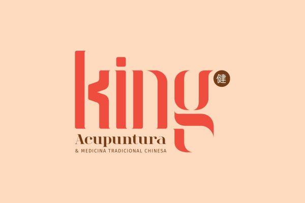 criação de marca acupuntura